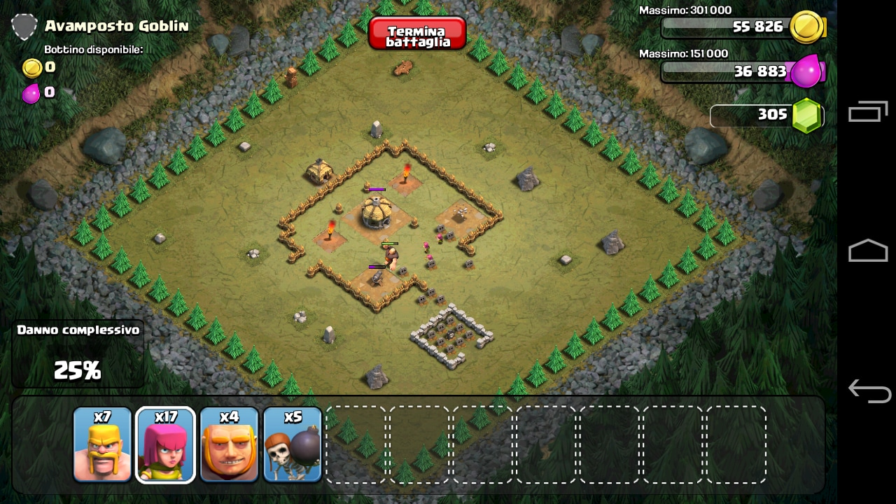 Clash Of Clans Working Hack Software No Survey APK Obtain Hack And