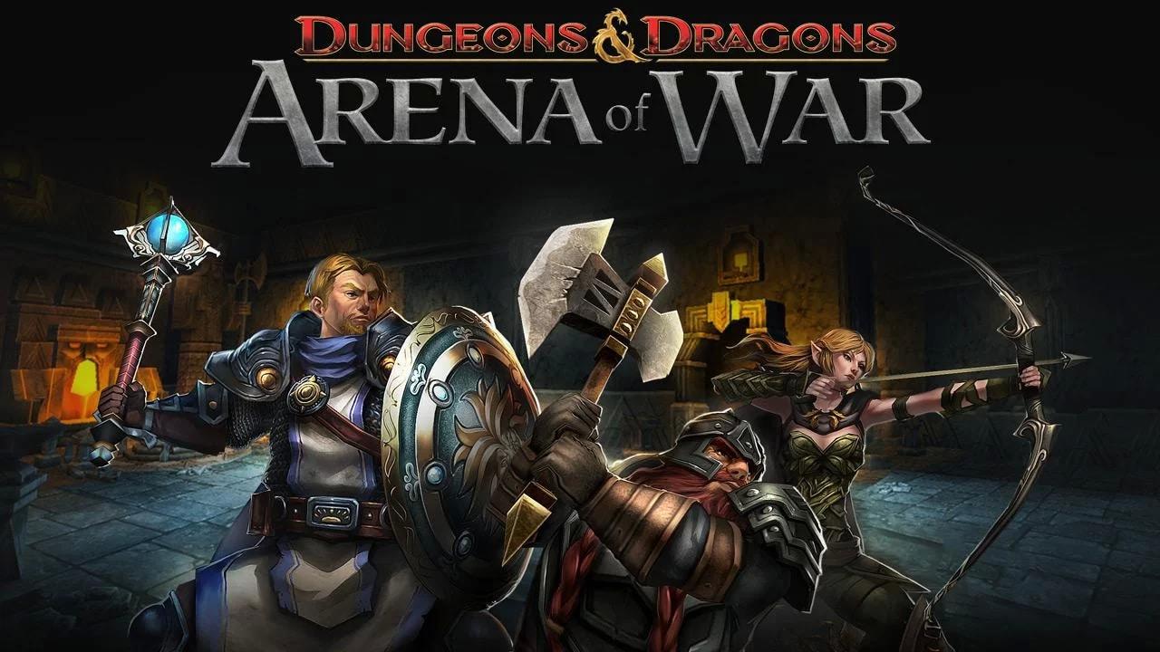 d&d arena of war header