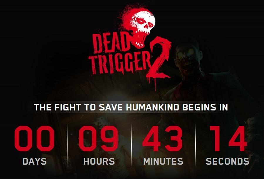 dead trigger 2 countdown