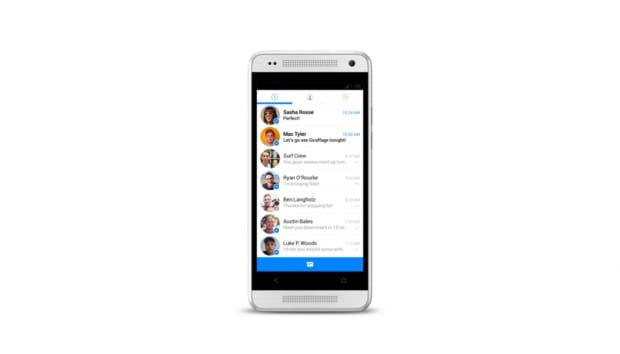 facebook messenger - messaggi