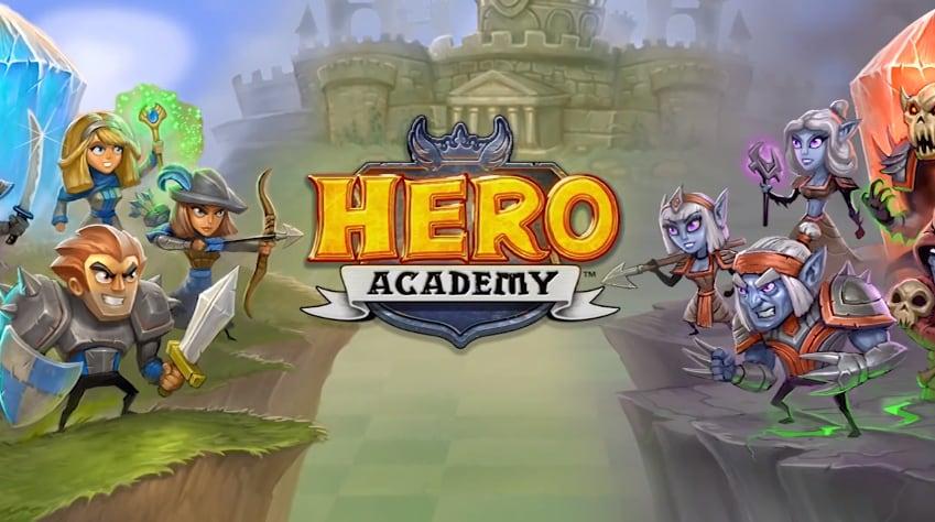 hero academy header