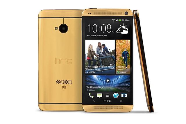 htc one golden