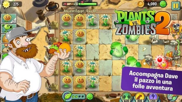 plants vs zombies 2 header