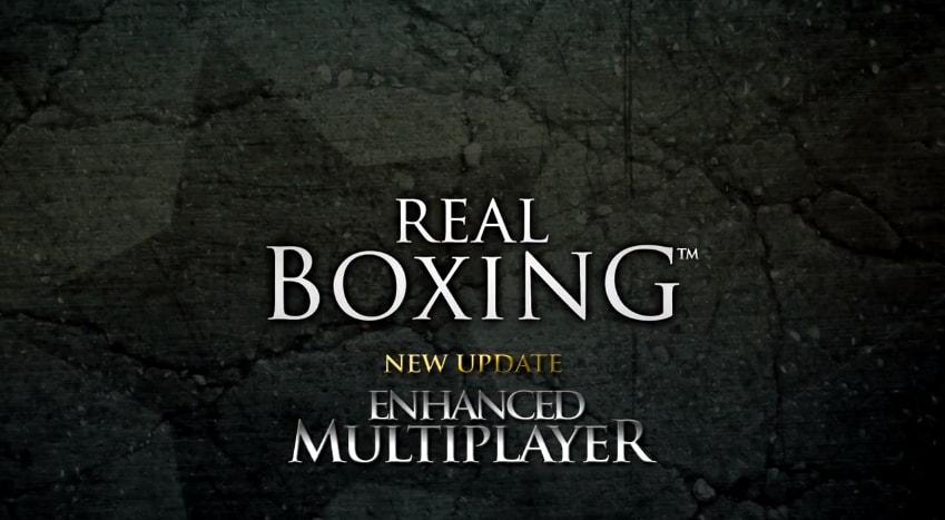 real boxing header