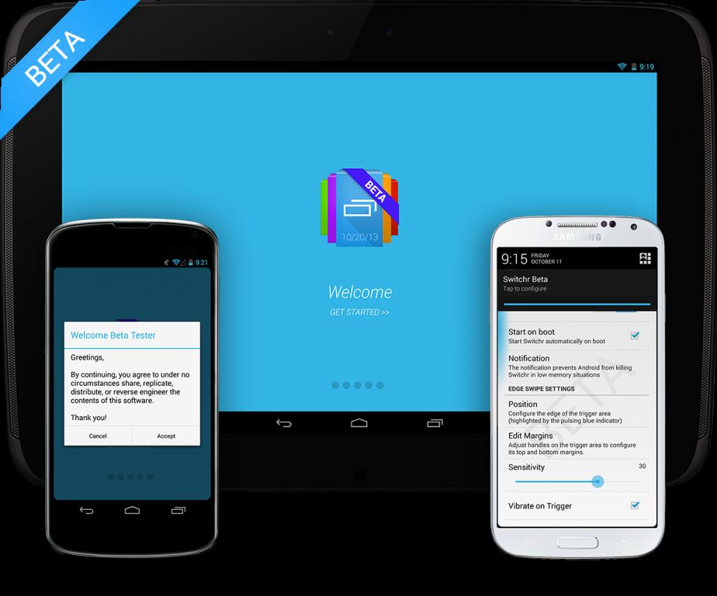 Switchr: un nuovo modo di cambiare applicazione, in arrivo sul Play Store il 22 ottobre (per ora in beta su XDA)