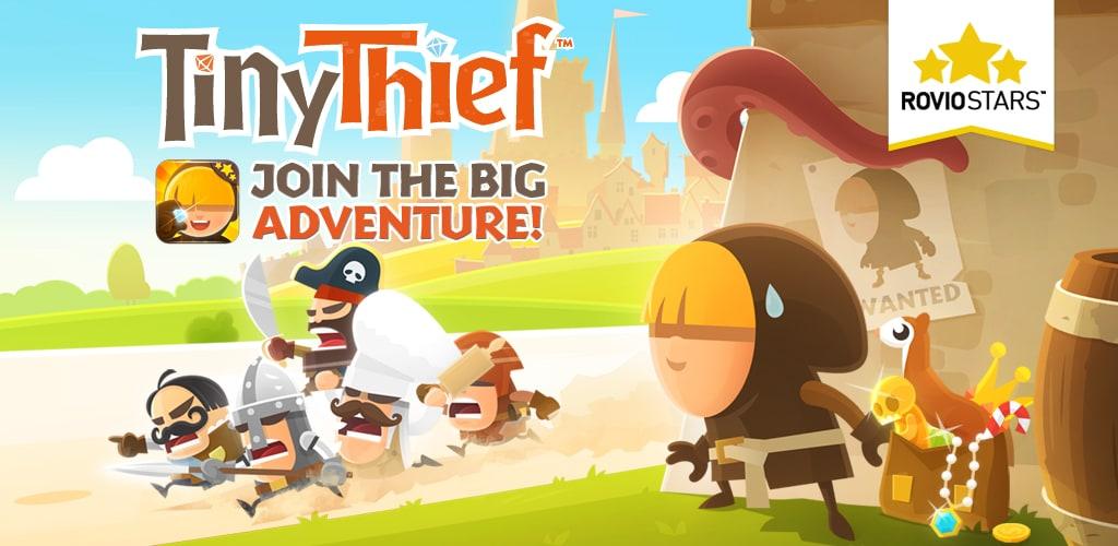 Presto disponibili nuovi livelli a tema magico per Tiny Thief (video)