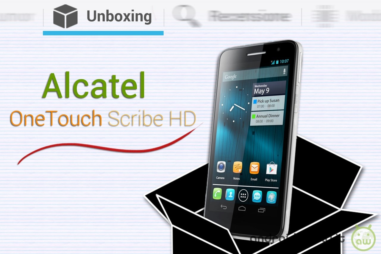 how to connect alcatel one touch tablet to tv