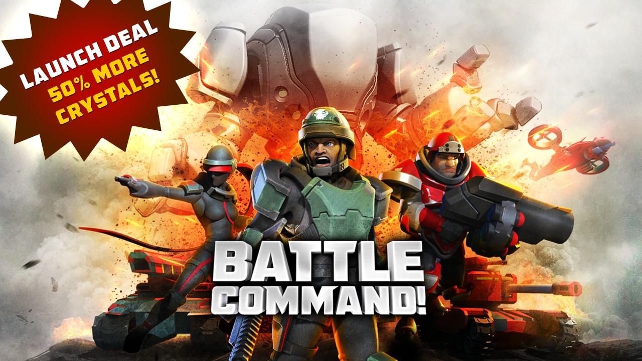 Battle Command! Header