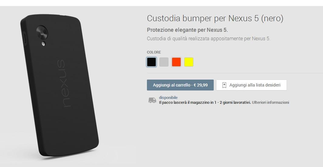 Bumper_Nexus5_nero