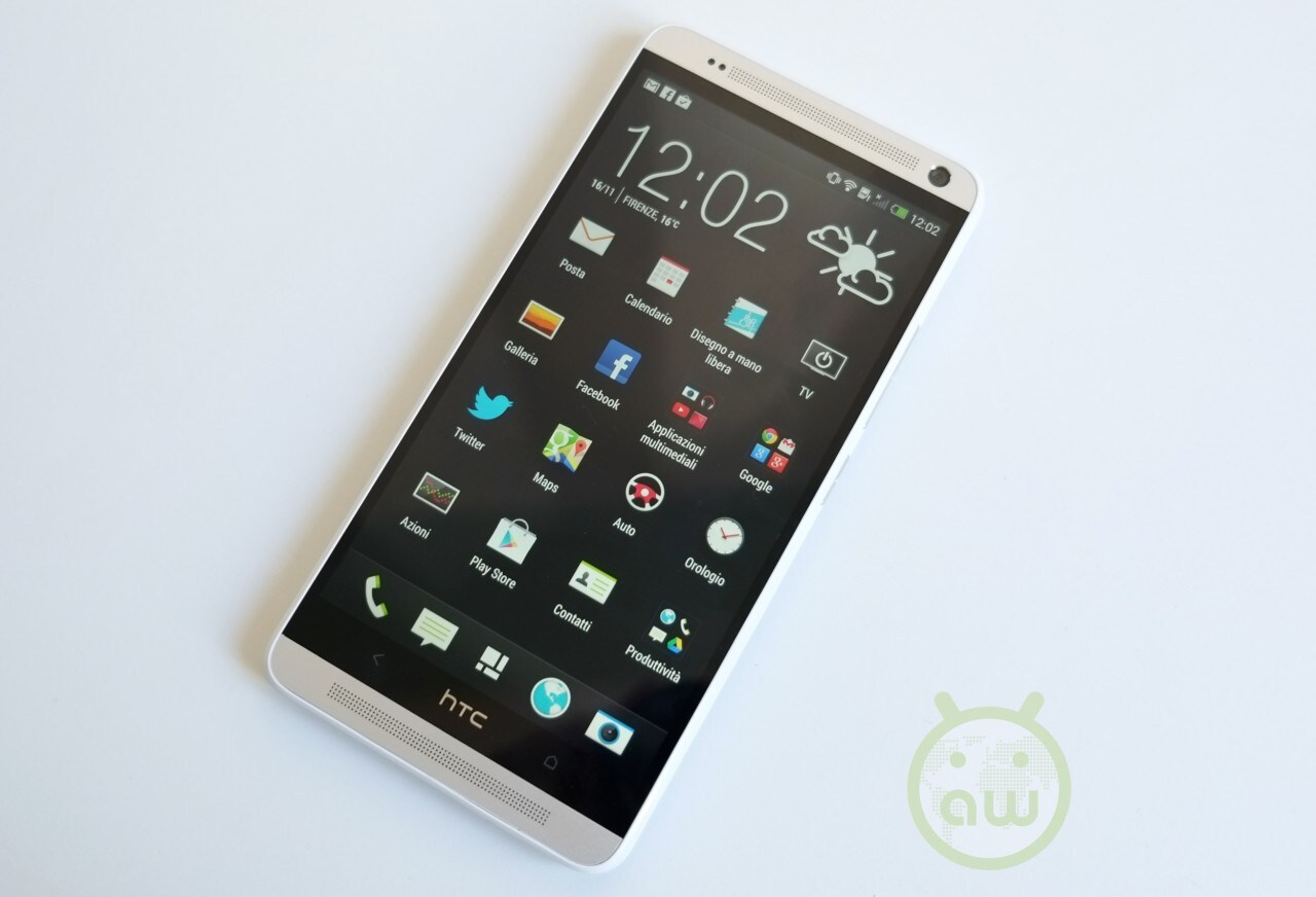 HTC One Max si aggiorna a KitKat anche in Italia