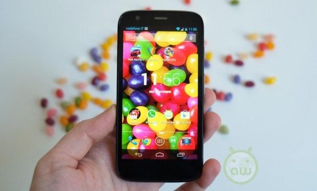 Motorola Moto G 08