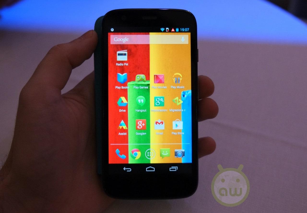 Motorola Moto G 15