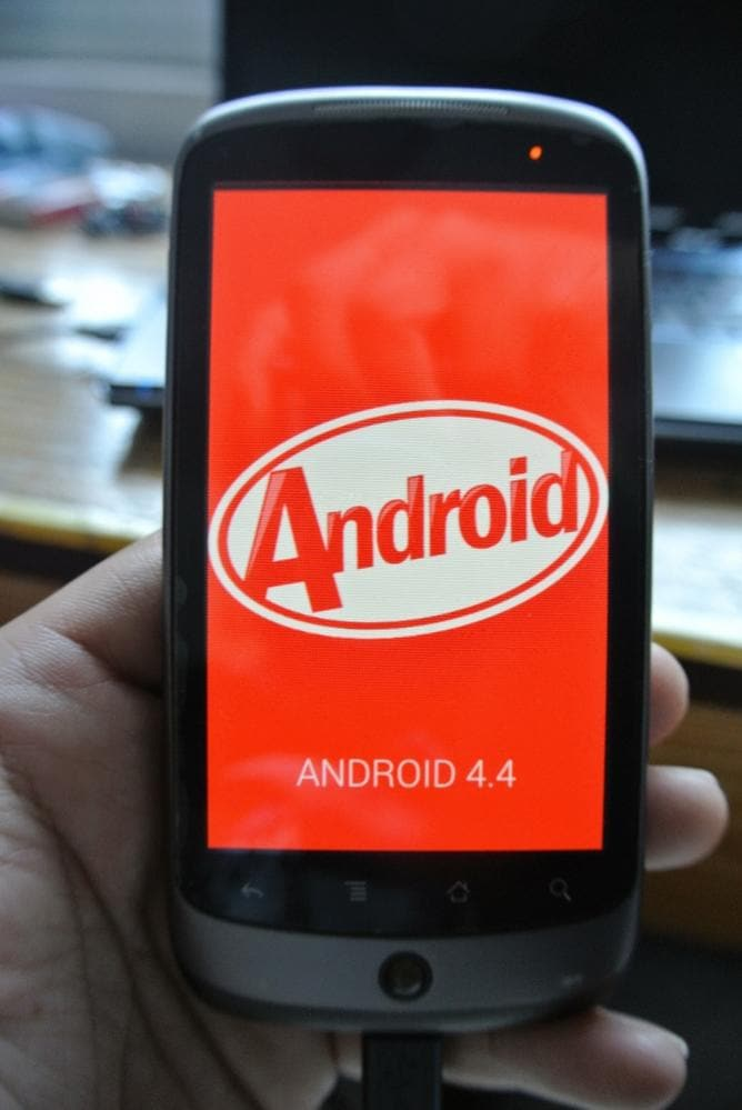 Neuxs One Android 4.4