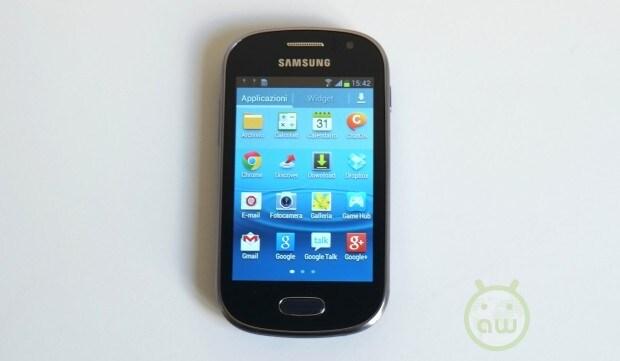 Samsung Galaxy Fame 01