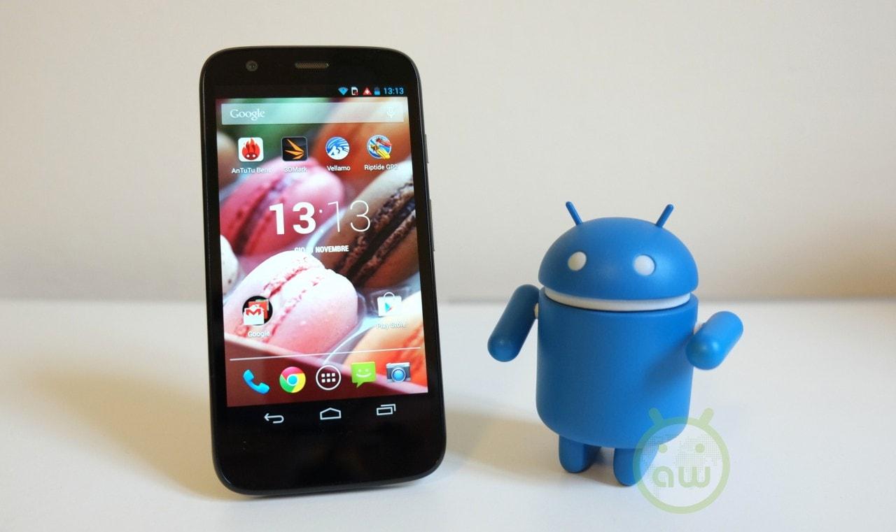 Unboxing Motorola Moto G