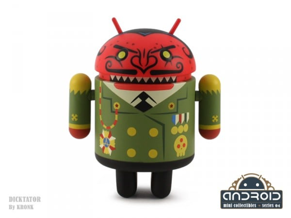 android collectible serie 04-3