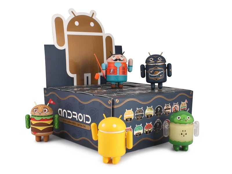 android collectible serie 04