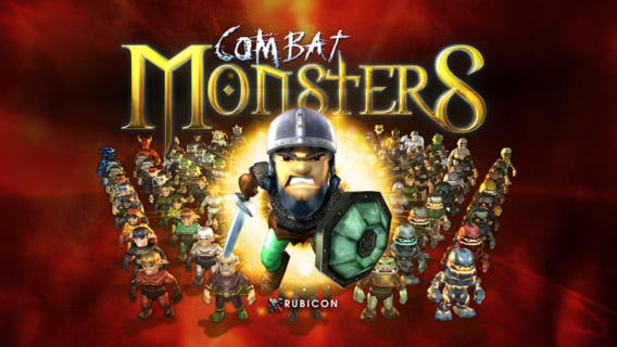 combat monsters- header two