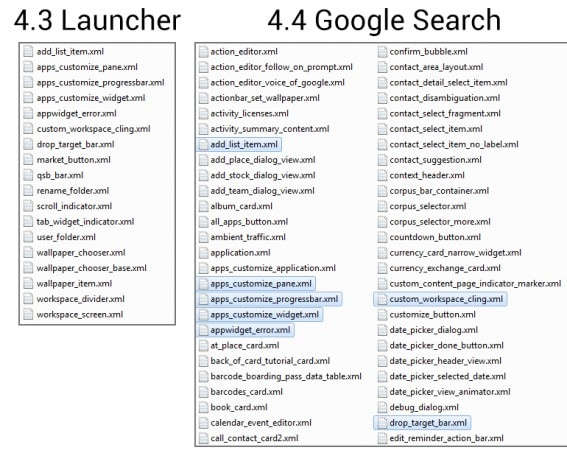 google search launcher