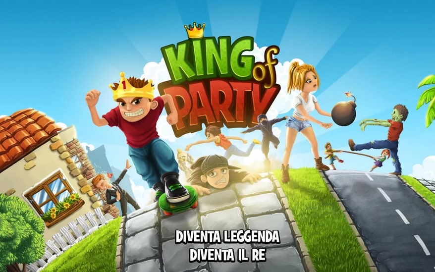 king of party ita