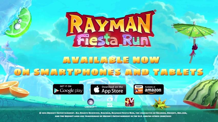 rayman fiesta run header