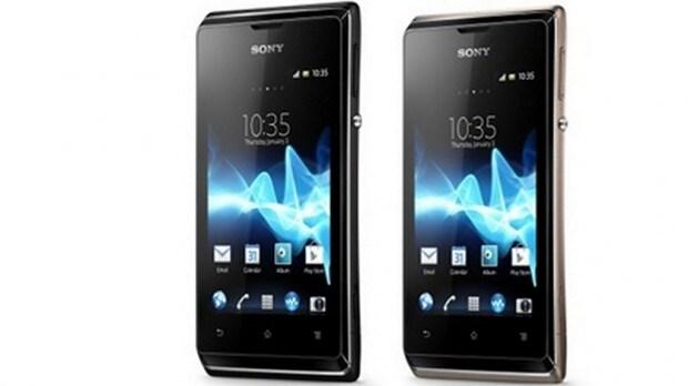 Sony Xperia E finale
