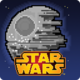 star wars tiny death star icon