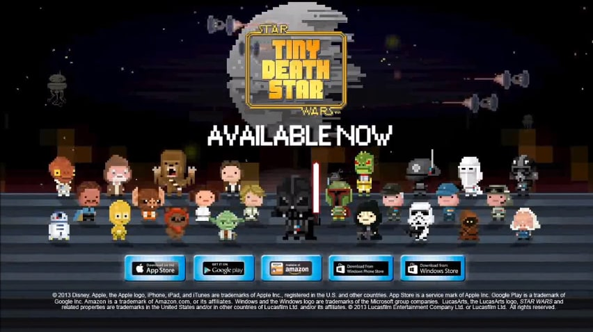 star wars tiny death star youtube header