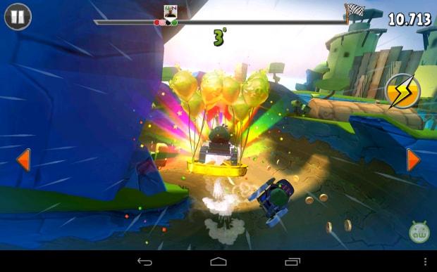 Angry Birds Go Sample 1