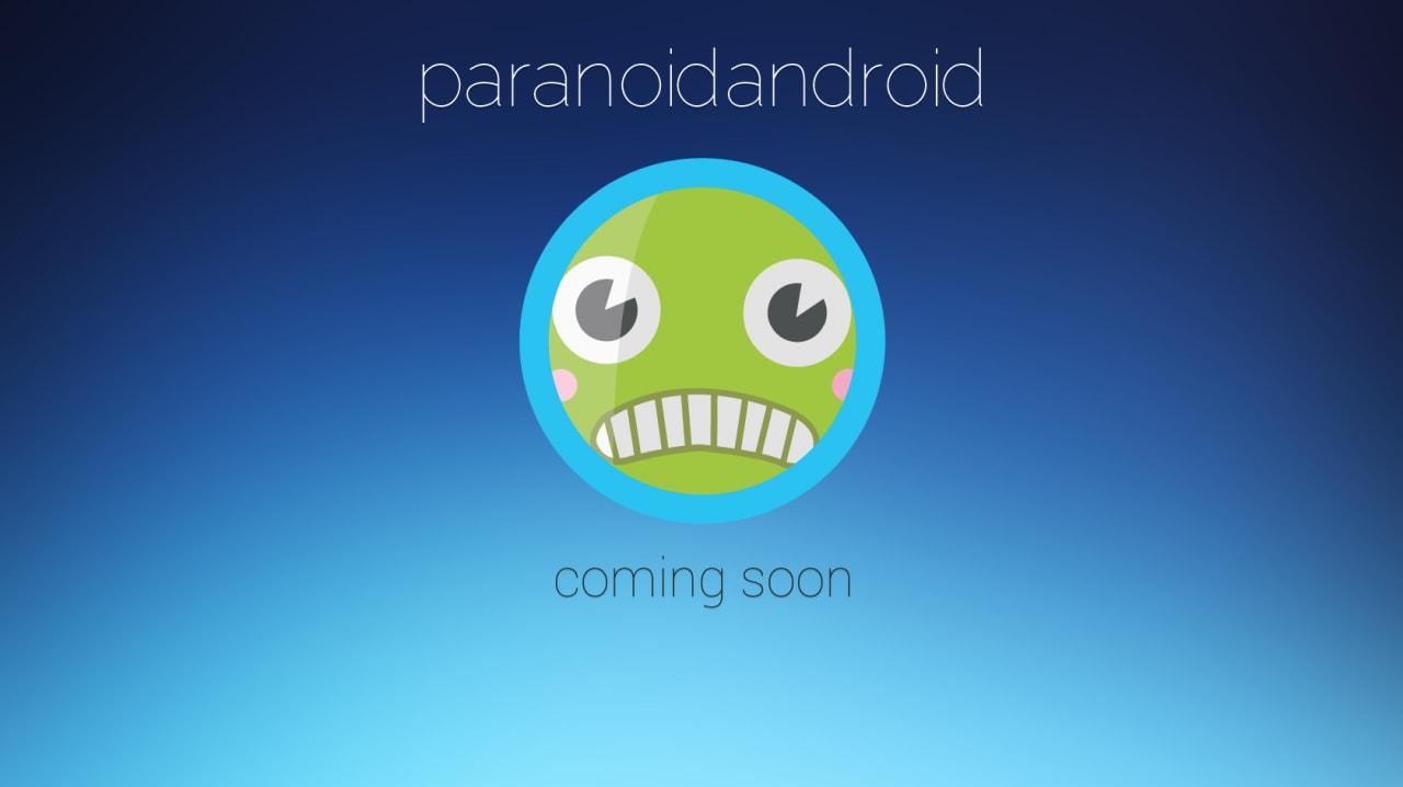 Paranoid Android con KitKat arriva alla beta 5