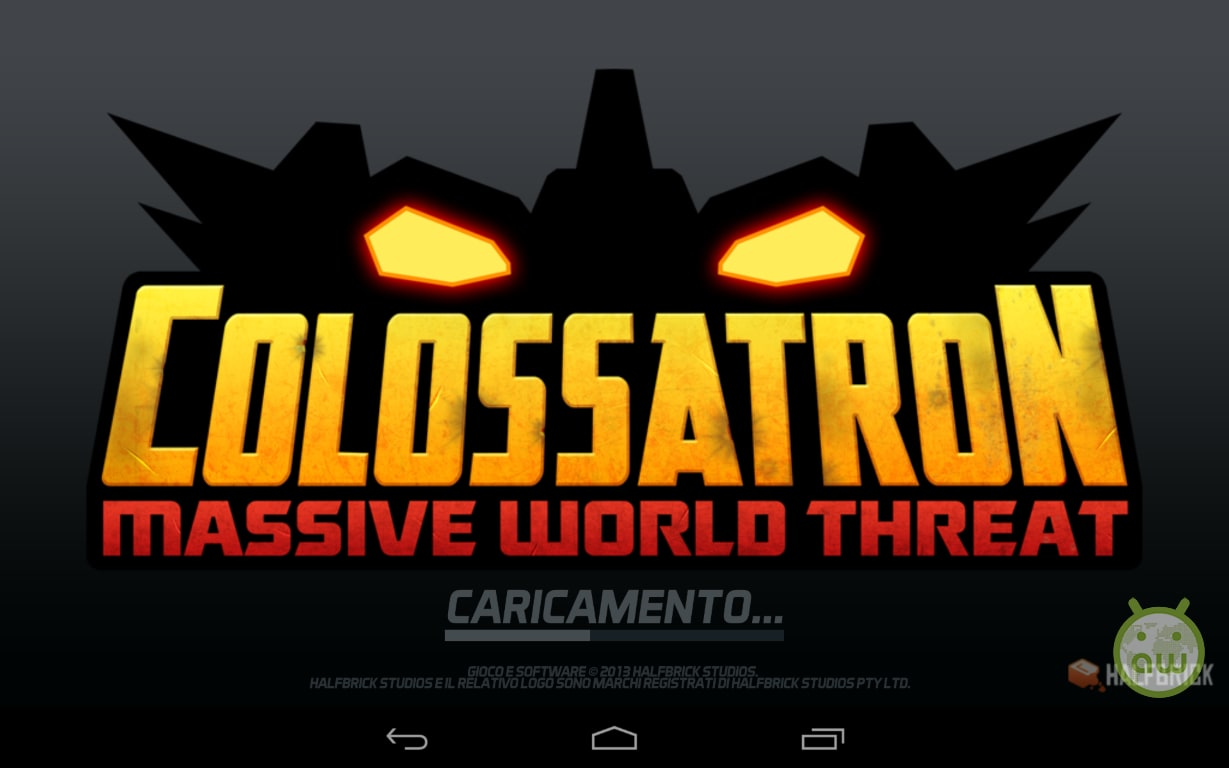 Colossatron header