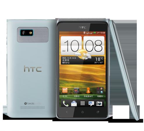 HTC Desire 400 azzurro