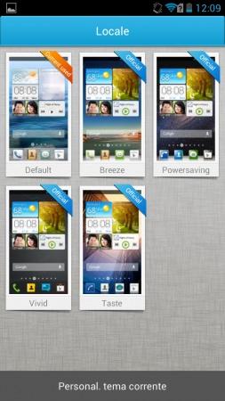 Huawei Ascend G525 Temi