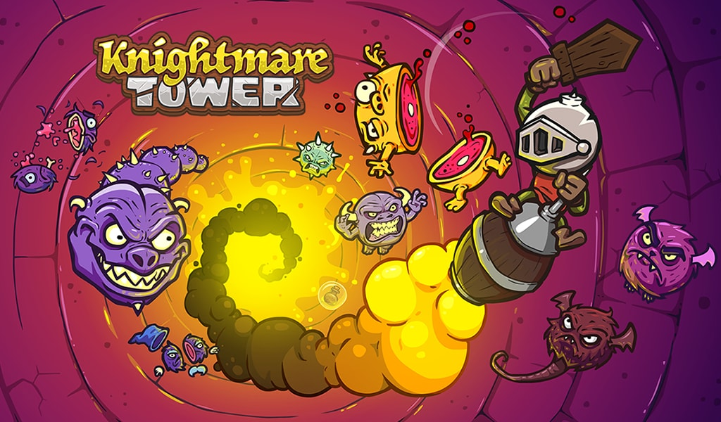 Knightmare Tower header