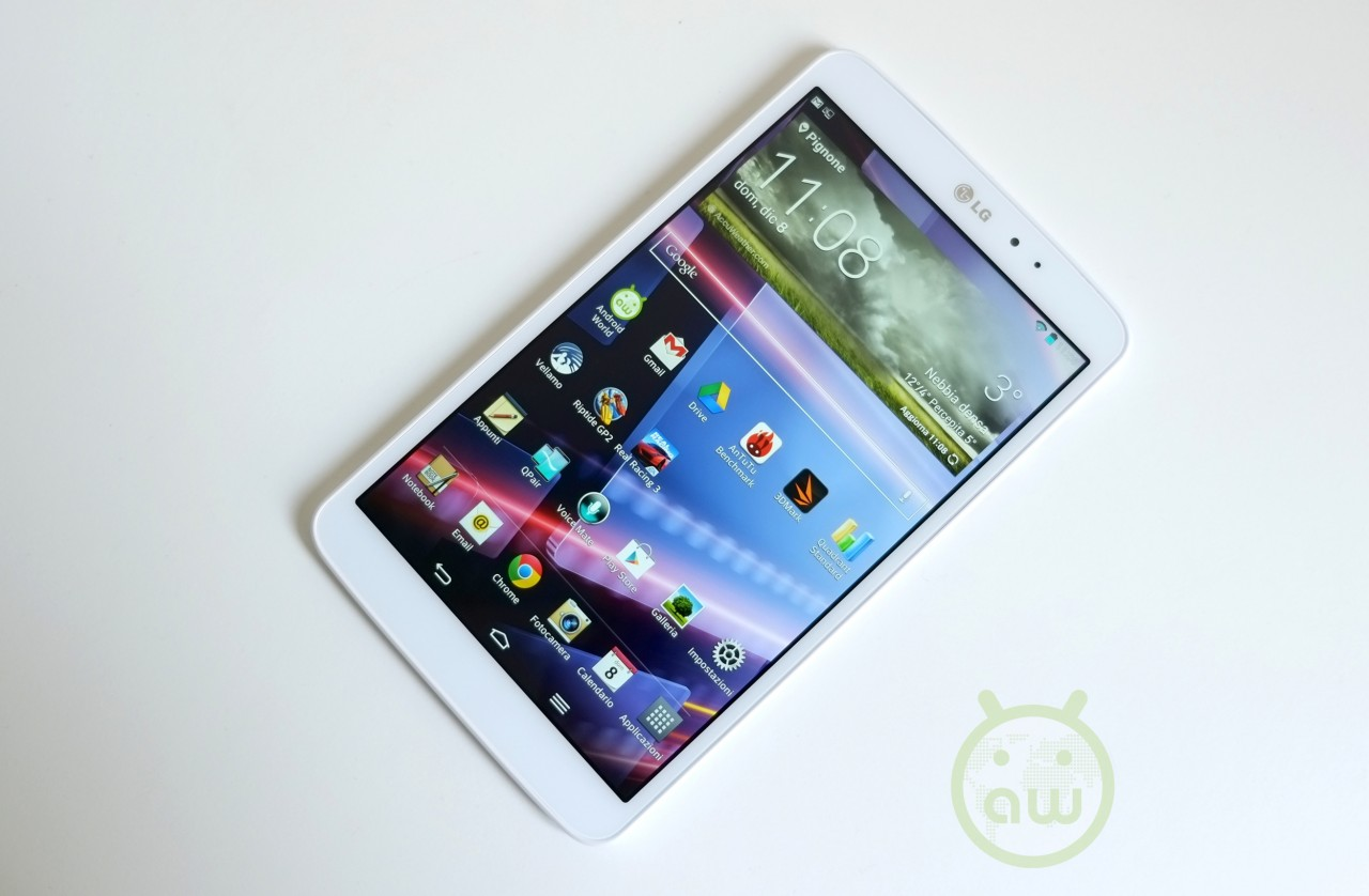 Root, recovery e CyanogenMod 11 modificata per LG G Pad 8.3 (guida)
