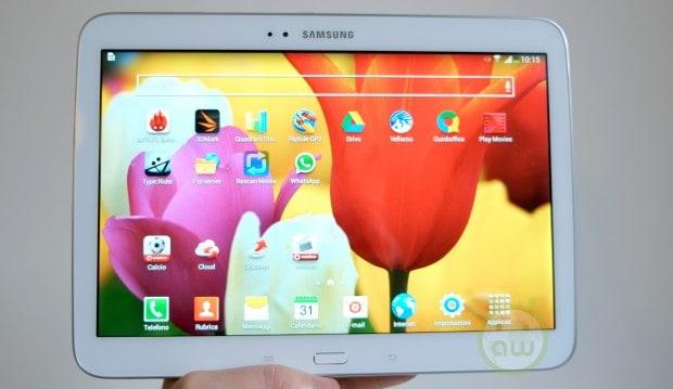 Samsung Galaxy Tab 3 10.1 4