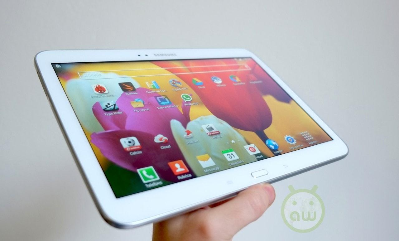 Samsung Galaxy Tab 3 10.1 3G a 229€ sul negozio eBay di Yeppon