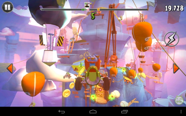 angry birds go sample 2