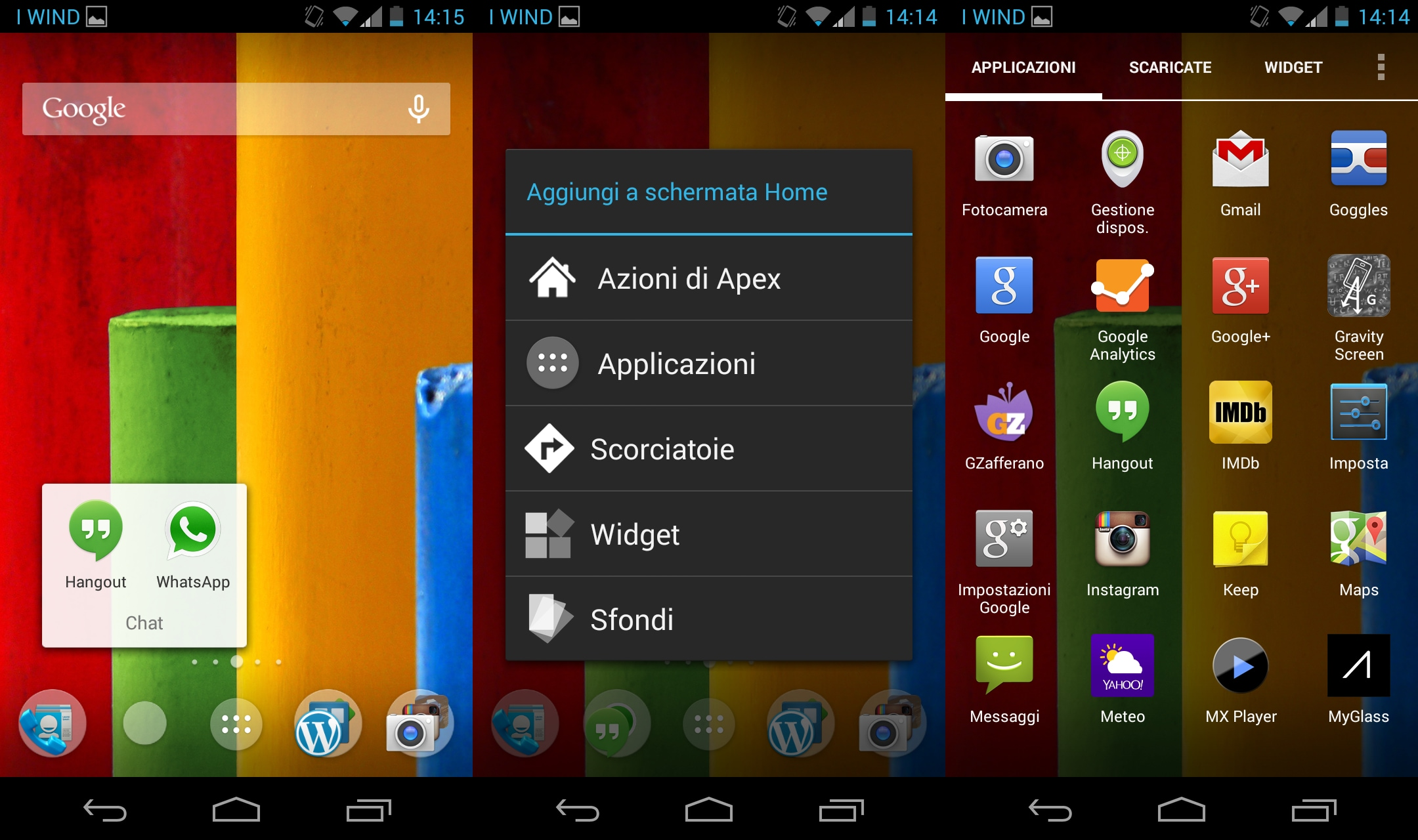 Top Five Kitkat Launcher ( Android 4 4) 2 3 - Circus