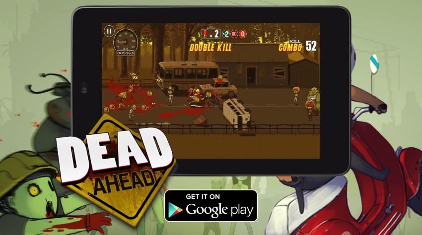 dead ahead header