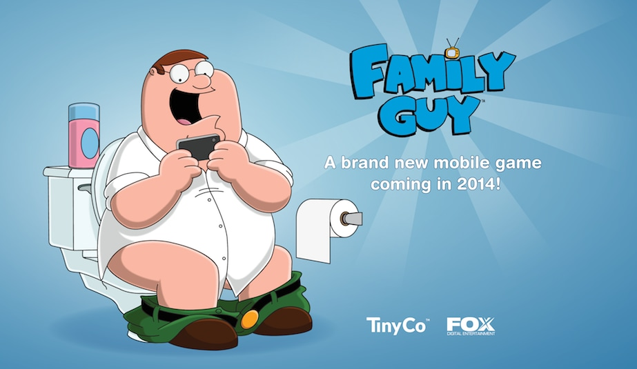 family guy mobile header