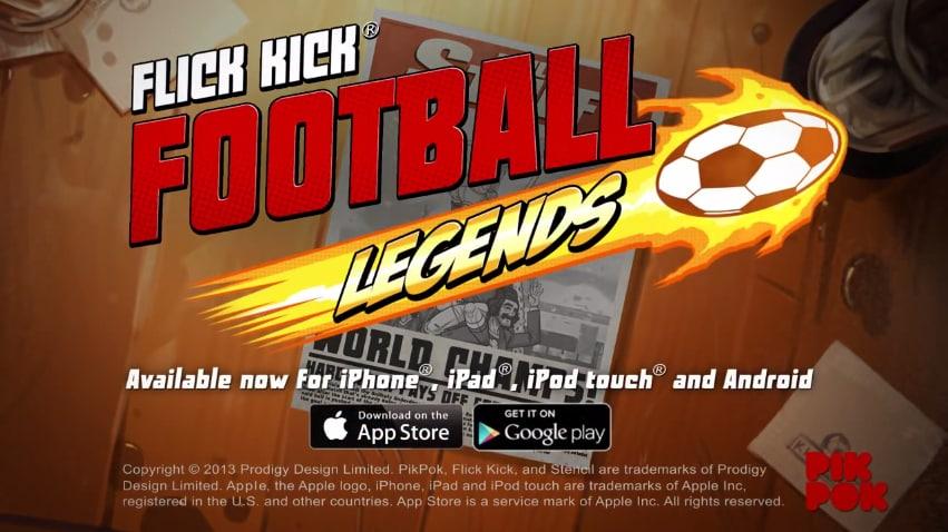 flick kick football legends header