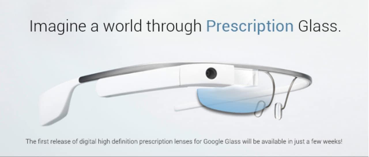 glass prescrizione