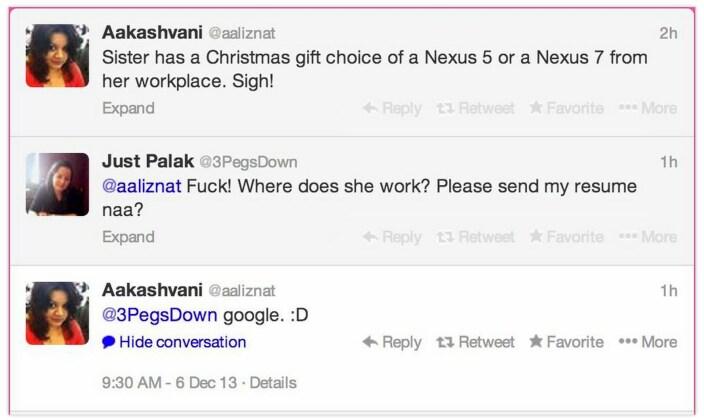 google regali