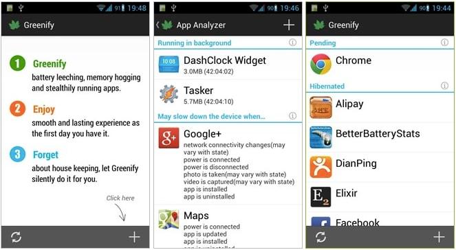 Greenify si aggiorna con nuove compatibilità