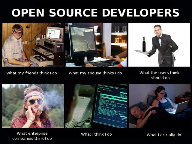 open-source-developers