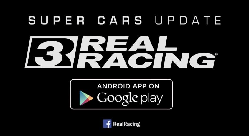real racing 3 supercar update