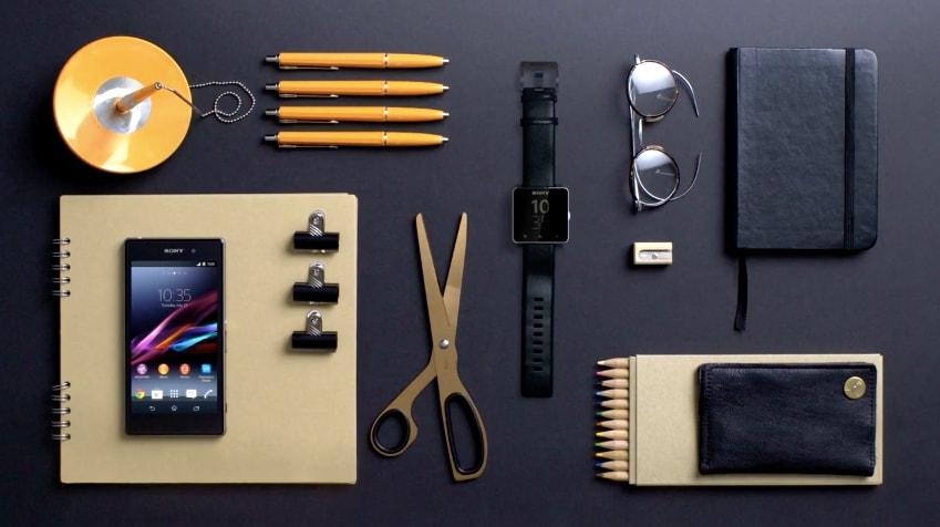 sony smartwatch 2 al lavoro
