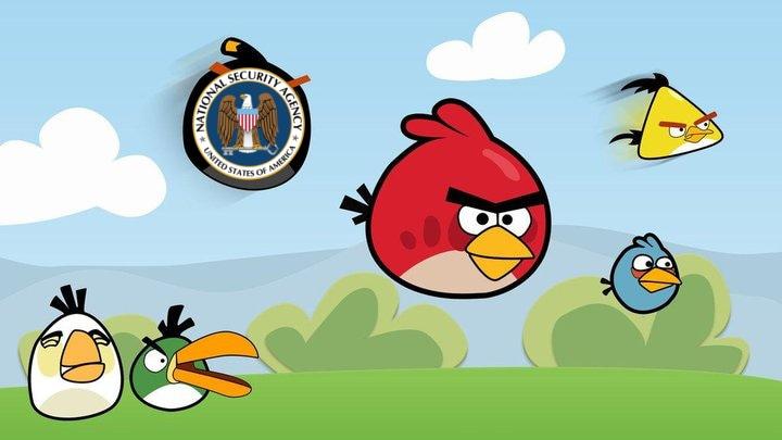 Angry Birds NSA header