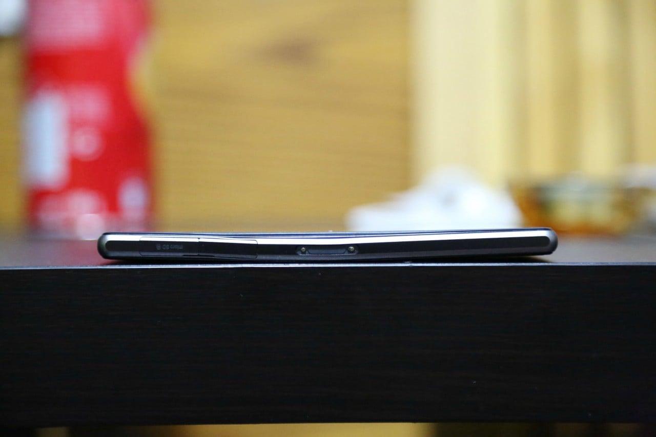 Xperia Z1 troppo incline a deformarsi? (foto)